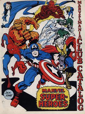Marvelmania International  Wikipedia