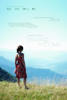 Things to Come 2016 film  Wikipedia