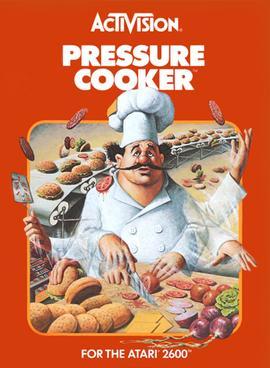 Pressure Cooker video game  Wikipedia