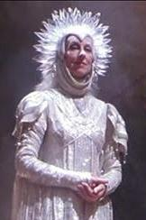 Christina Pickles as the Sorceress in Masters ...