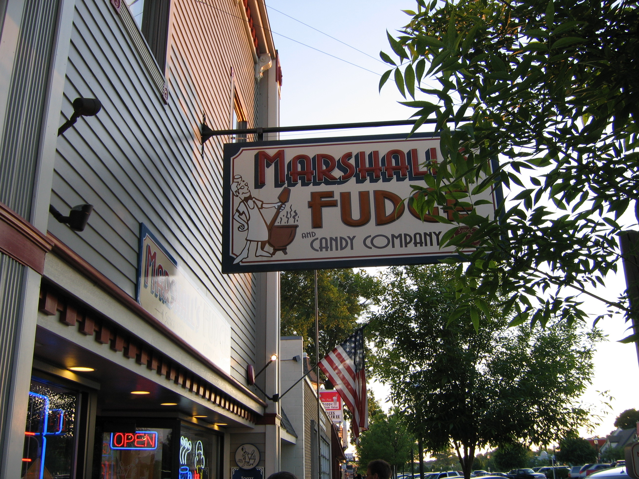 Marshall's Fudge