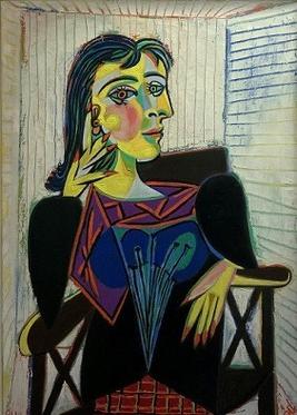 Portrait De Dora Maar : portrait, Portrait, Wikipedia