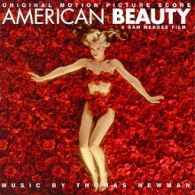 Cover art for the movie soundtrack to American Beauty, by Thomas Newman