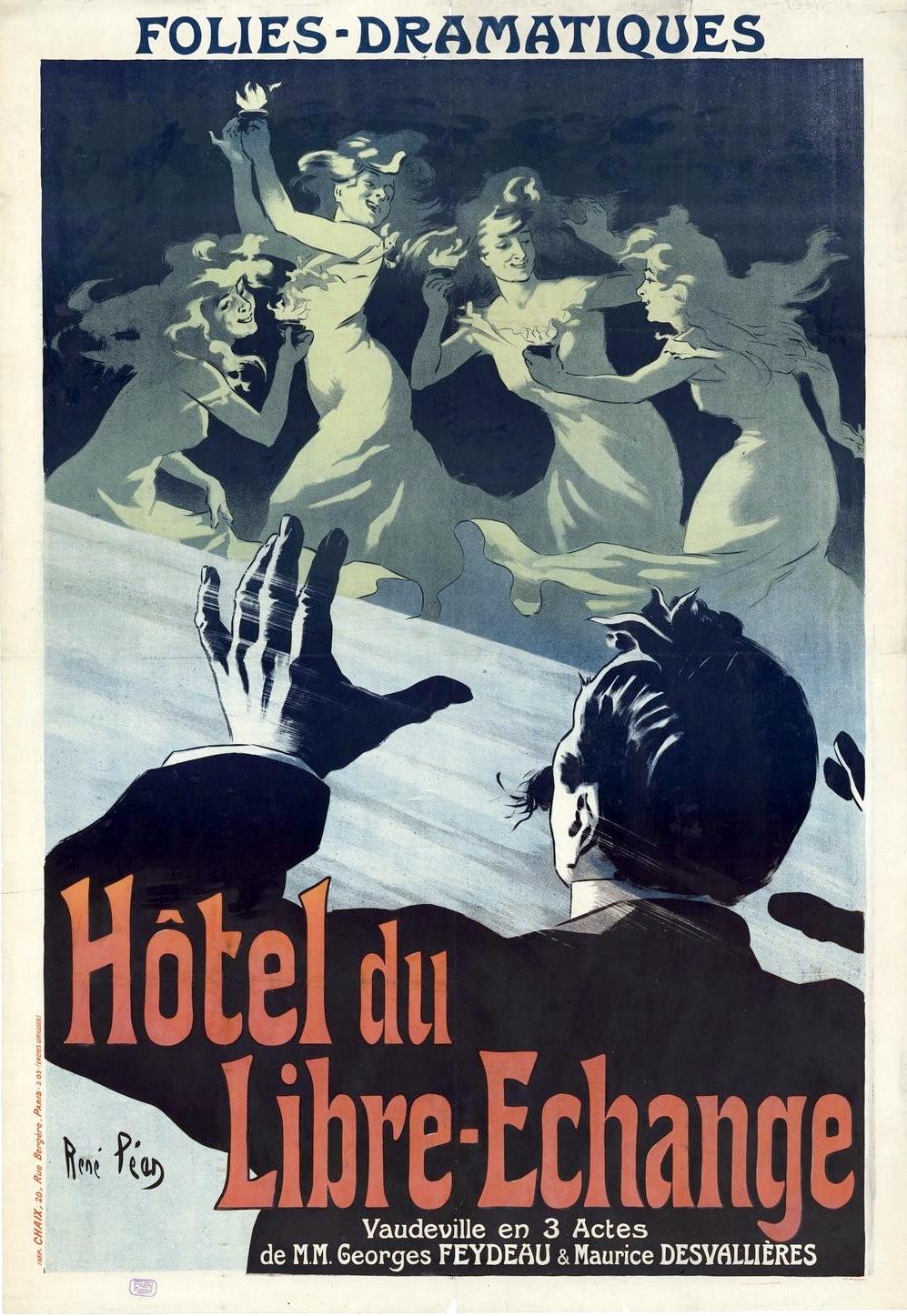 L'hôtel Du Libre-échange : l'hôtel, libre-échange, L'Hôtel, Libre, échange, Wikipedia
