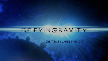 Defying Gravity intertitle, image via Wikipedia