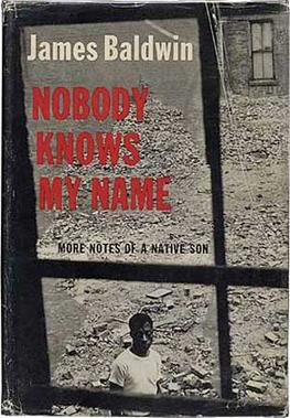 Nobody Knows My Name  Wikipedia