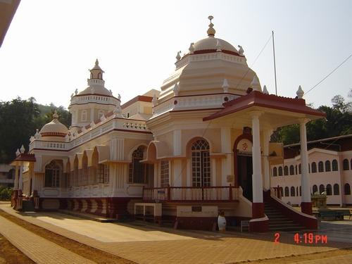Sri Mangueshi Deva Temple