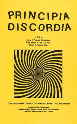 Principia Discordia  Wikipedia