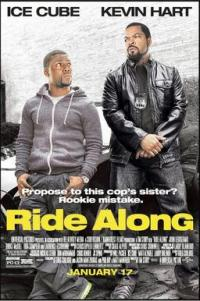 Poster for 2014 action comedy Ride Along
