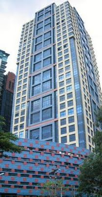 Image of the Tycoon Center Condominium buildin...
