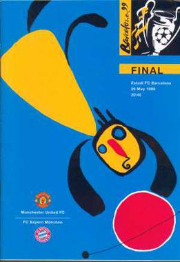 Final 1999 Barcelona