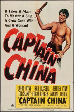 Captain China  Wikipedia