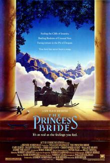 The Princess Bride film poster