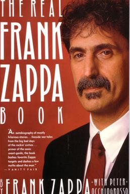 Cover of The Real Frank Zappa Book