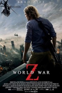 Poster for 2013 action thriller World War Z