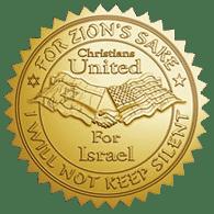 Christians United for Israel logo