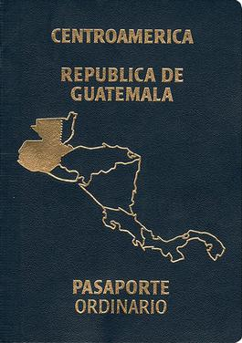 Guatemalan passport  Wikipedia