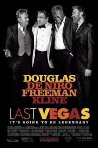 Poster for 2014 comedy Last Vegas