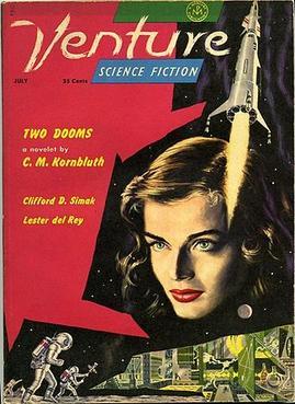 Venture Science Fiction  Wikipedia