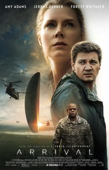 Film De Science Fiction 2014 : science, fiction, Arrival, (film), Wikipedia