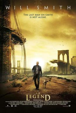 I Am Legend one-sheet from Wikipedia