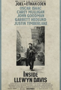 Poster for 2014 Oscars hopeful Inside Llewyn Davis
