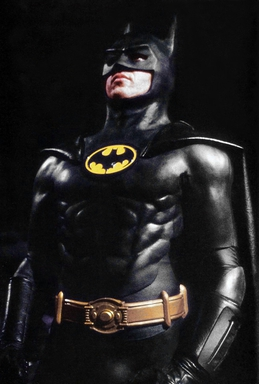 Michael Keaton as Batman Batman (Michael Keaton)