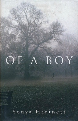 of a boy by sonya hartnett