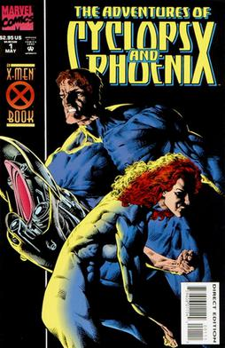 The Adventures of Cyclops and Phoenix  Wikipedia