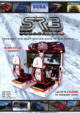 Sega Rally 3  Wikipedia