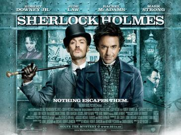 Sherlock Holmes (Silver Pictures - 2009)