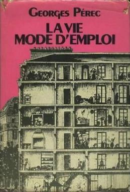 Perec La Vie Mode D Emploi : perec, emploi, Life:, User's, Manual, Wikipedia