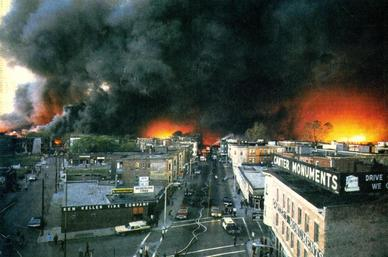 Great Chelsea fire of 1973  Wikipedia