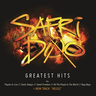 Greatest Hits Safri Duo album  Wikipedia