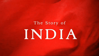 The Story of India