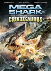 Region 1 DVD cover for the 2010 film Mega Shar...