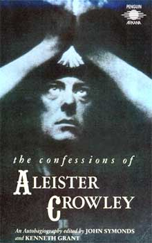 Cover of The Confessions of Aleister Crowley.
