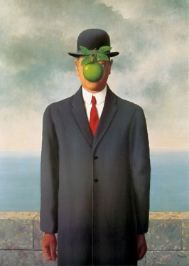 Magritte - The Son Of Man