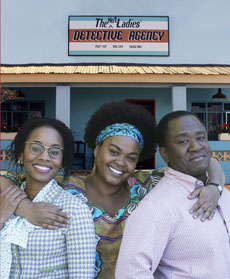Anika Noni Rose as Mma Makutsi, Jill Scott as ...