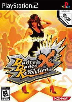 Dance Dance Revolution X  Wikipedia