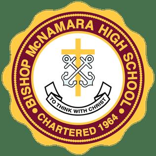 Image result for bishop mcnamara high school