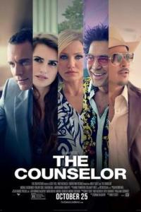 Poster for 2013 thriller The Counsellor