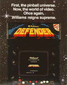 Defender 1981 video game  Wikipedia