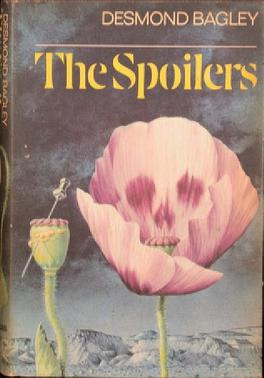 The Spoilers Bagley Novel Wikipedia