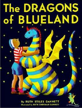 Cover Image: The Dragons of Blueland