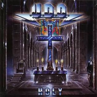 Holy UDO Album Wikipedia