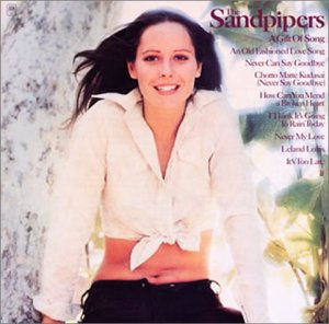A Gift Of Song The Sandpipers Album Wikipedia