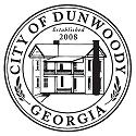 Official seal of City of Dunwoody