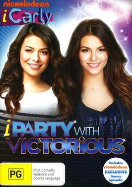 Icarly Victorious : icarly, victorious, IParty, Victorious, Wikipedia
