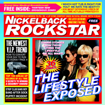 rockstar nickelback song wikipedia